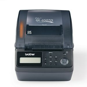 Brother QL-650TD Etikettendrucker