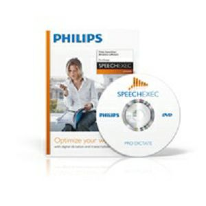 Philips Diktiersoftware LFH4400